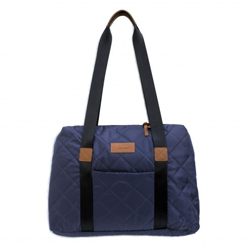 CAMA Bag - Navy front