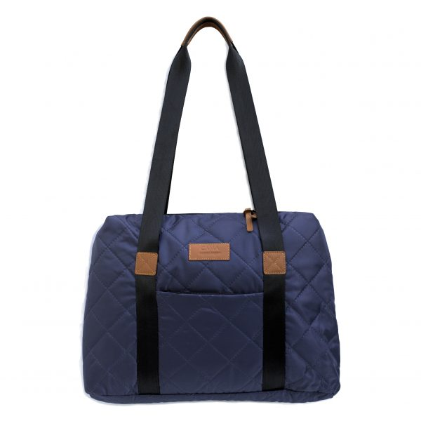 CAMA Bag - Navy front