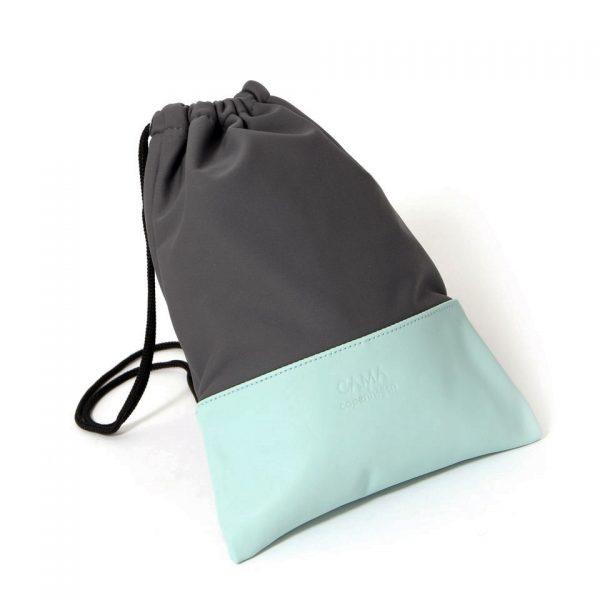 CHARLIE Children Bag - Mint Green