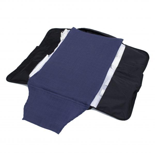 Muslin cloth navy